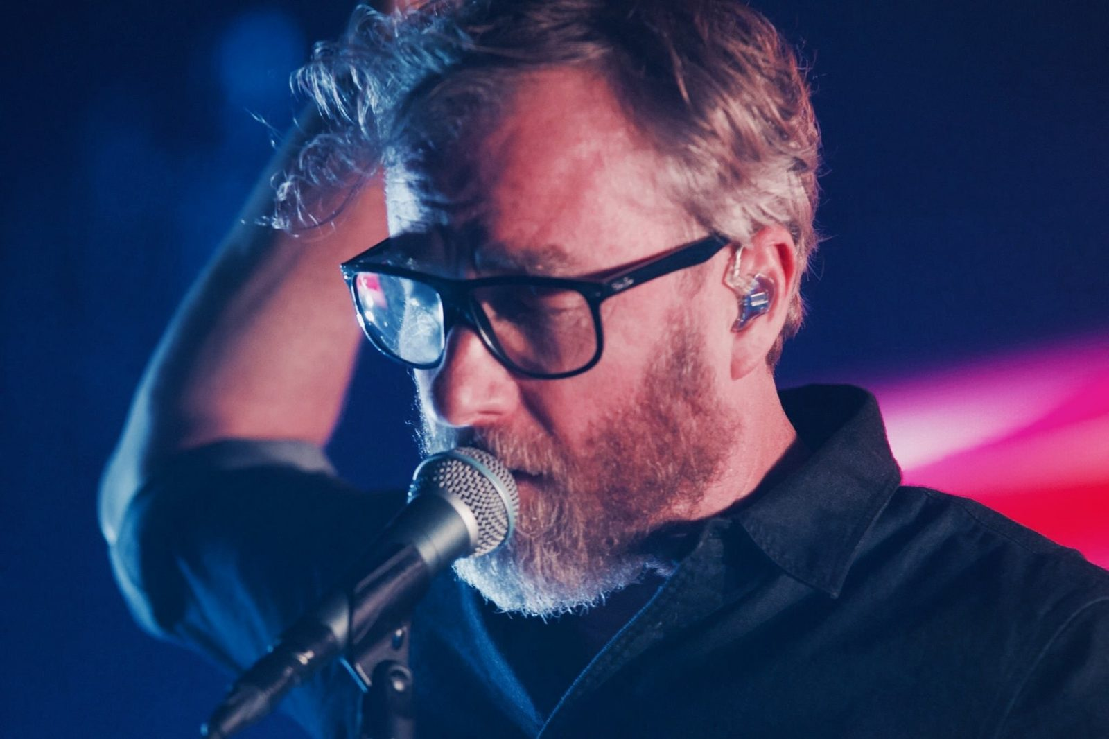 an evening with: The National