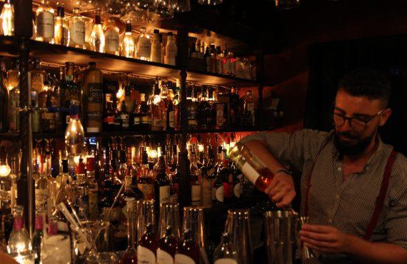 Evans & Peel launch secret bar in the heart of…