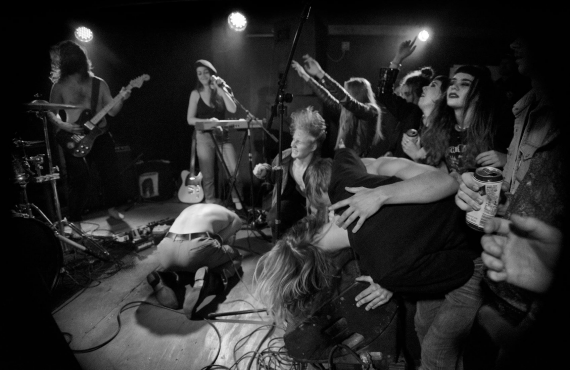 And Yet It Moves share some seriously cool tour photographs…