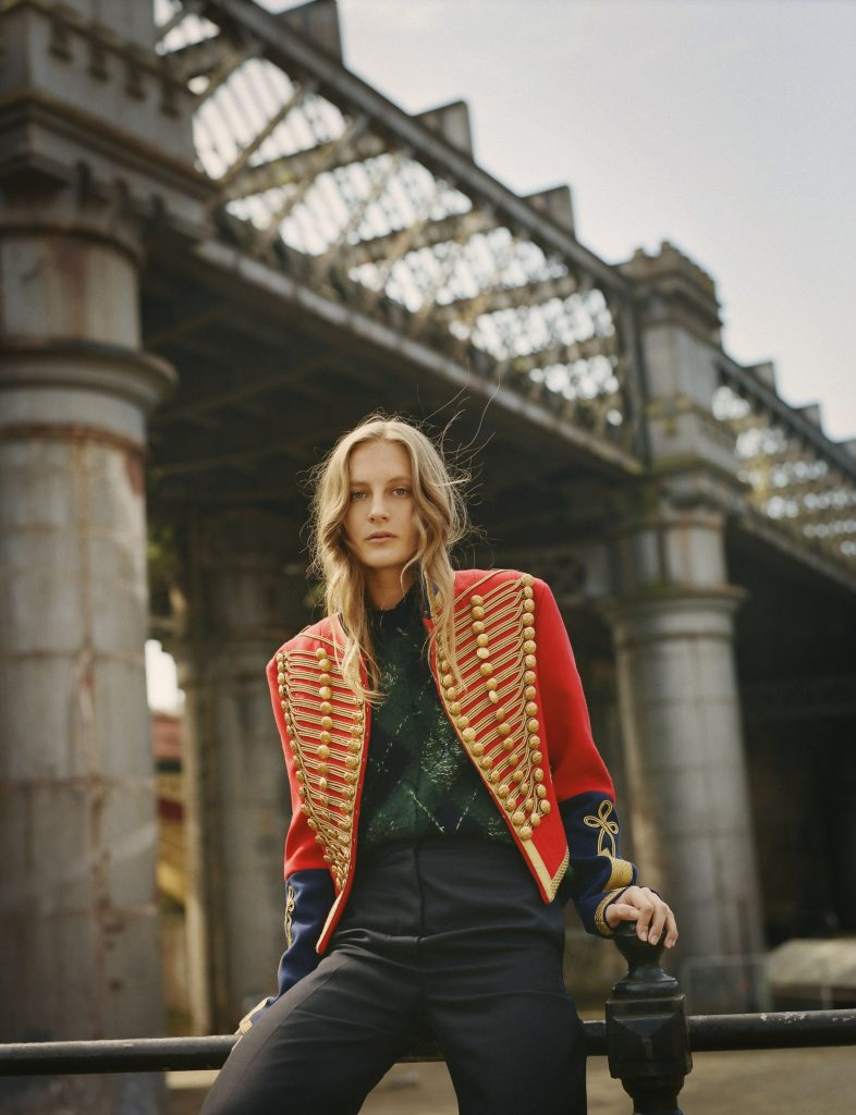 Get eyes on Burberry's exclusive Net-A-Porter collection