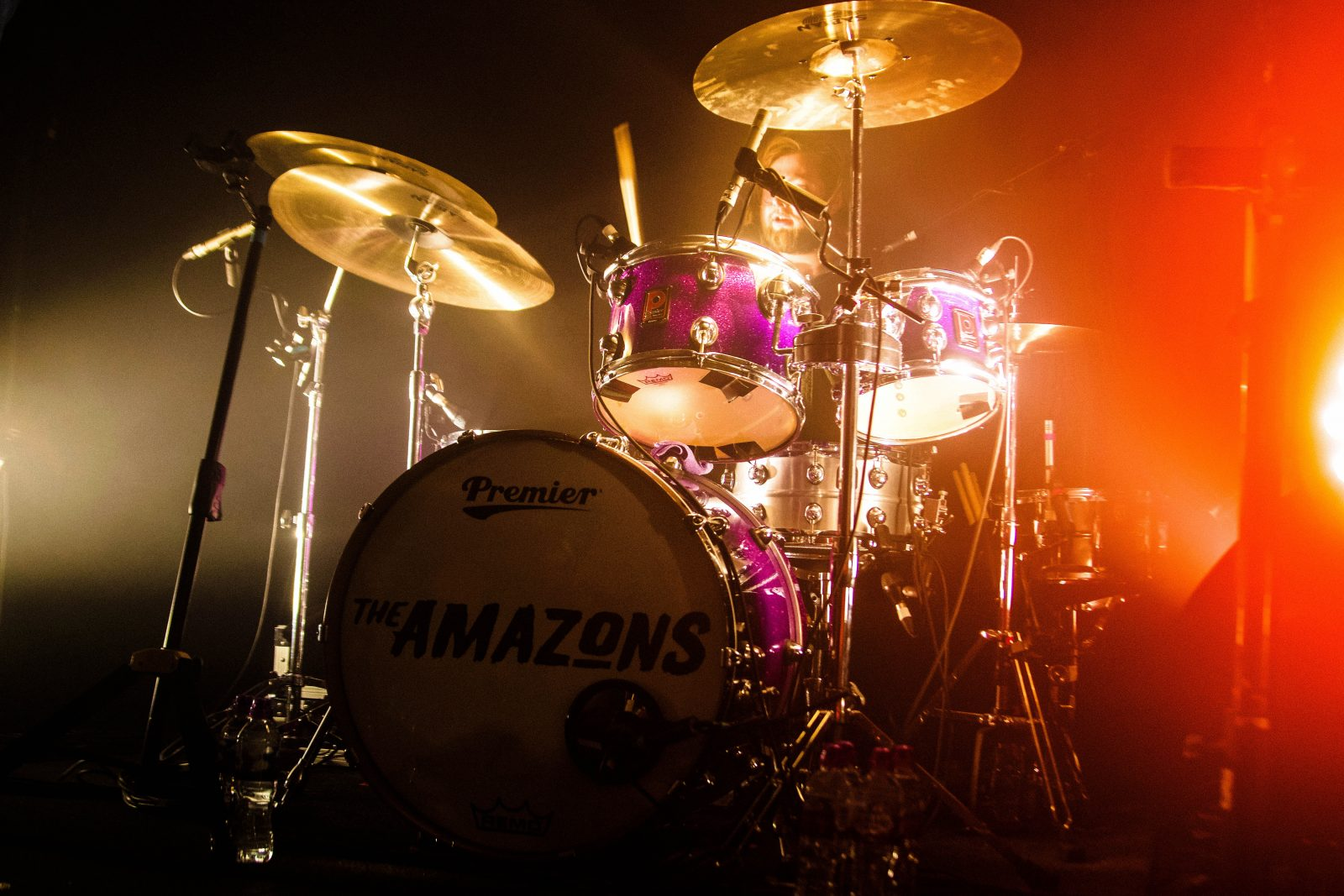 An evening with: The Amazons