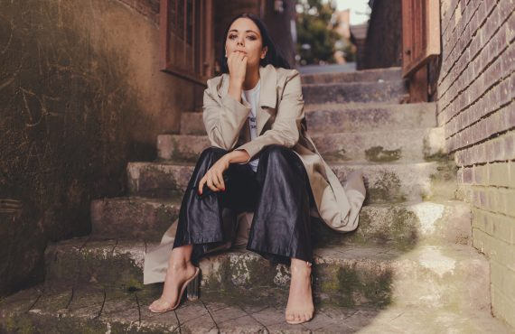 a sunny afternoon with George Maple
