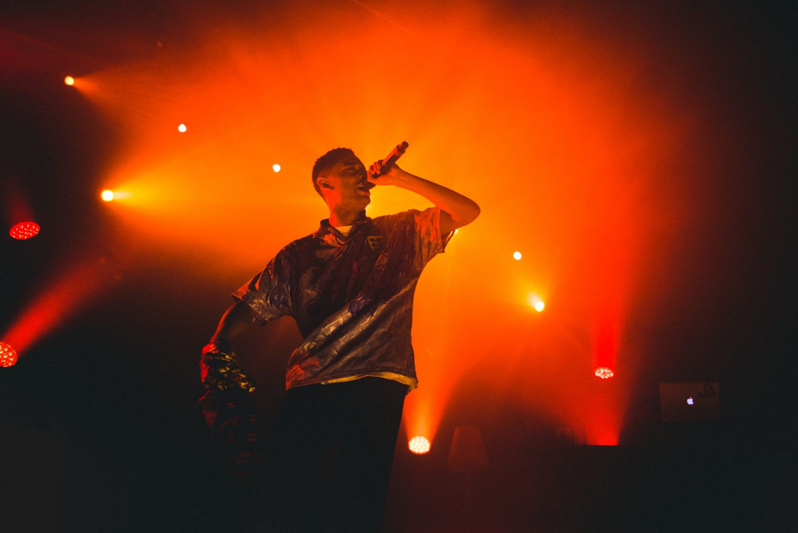 an evening with: Loyle Carner