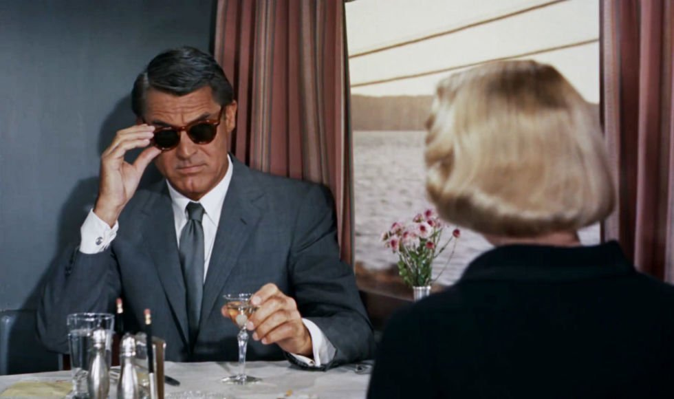 Five iconic fashion moments from North By Northwest