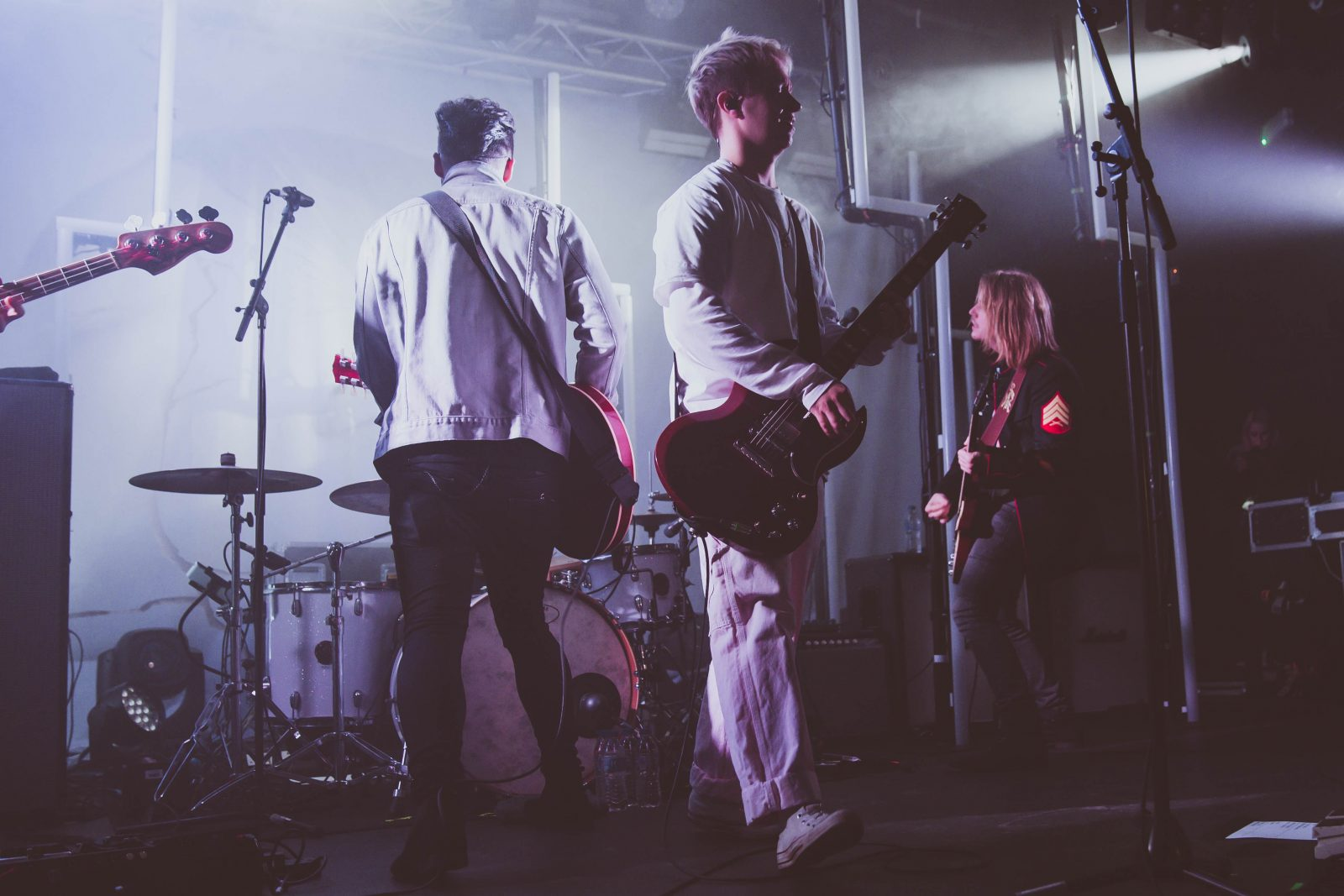 An evening with: Nothing But Thieves