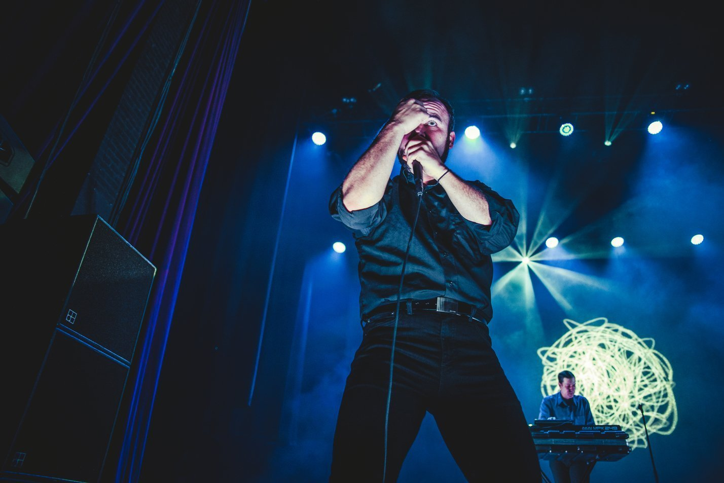 an evening with: Future Islands