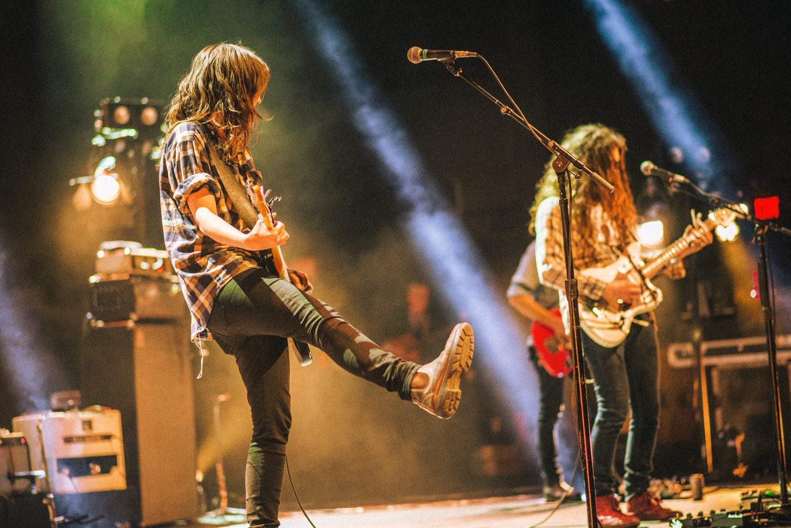 an evening with: Courtney Barnett and Kurt Vile