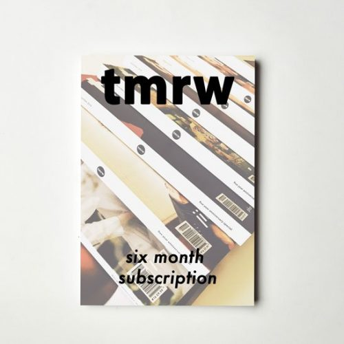 Subscription Magazine