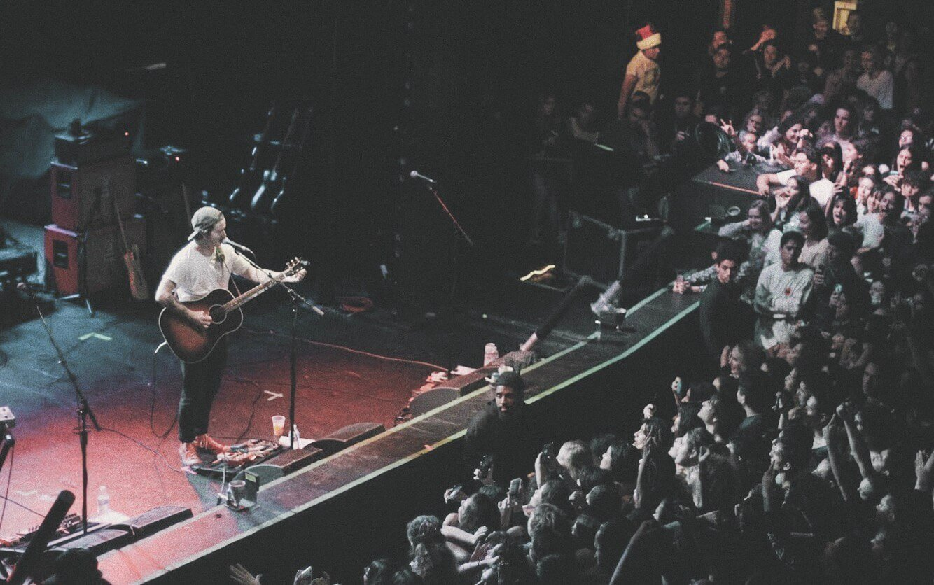 an evening with: the frights