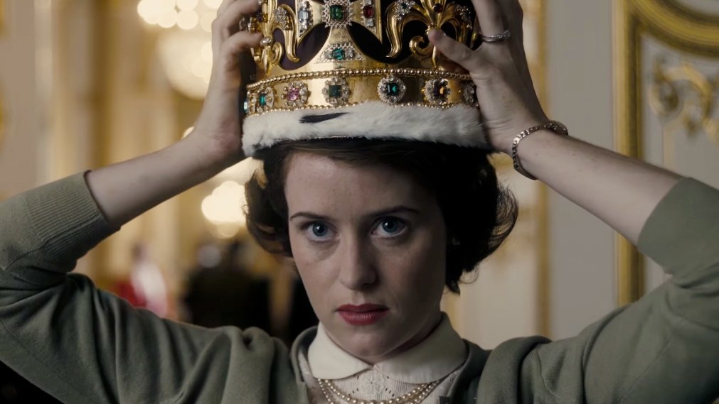 Photographing the empire in Netflix's The Crown