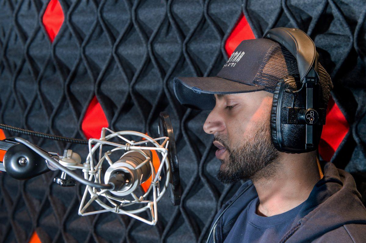 Nando's open a studio for aspiring musicians