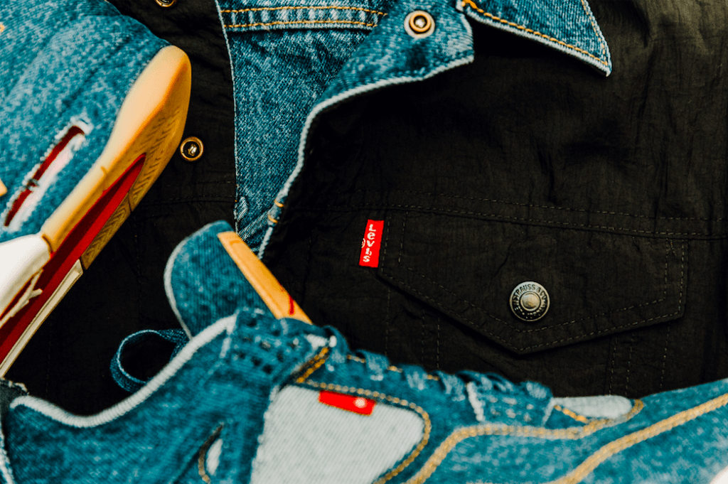 Levi's® and Jordan collaborate for January drop