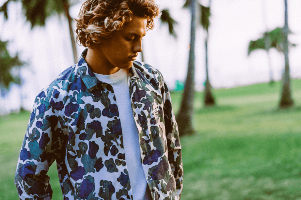 Herschel Supply are back with a new apparel drop, just in time for spring