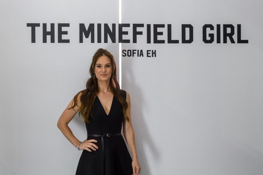 Sofia Ek's The Minefield Girl is a multifaceted triumph