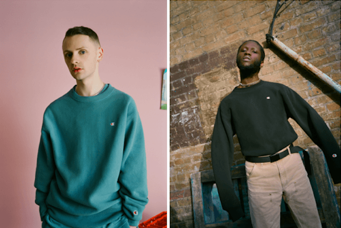 Champion and Urban Outfitters collaborate for new exclusive collection