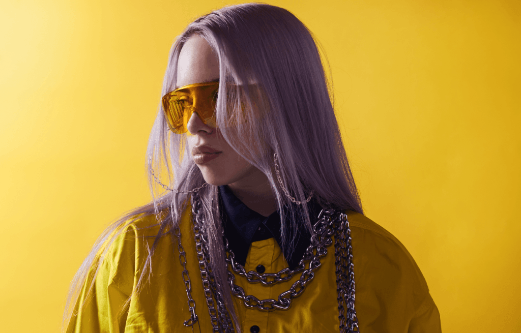 Billie Eilish tmrw magazine