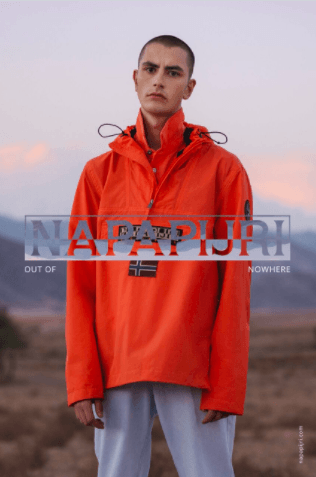 Napapijri get cinematic for new campaign