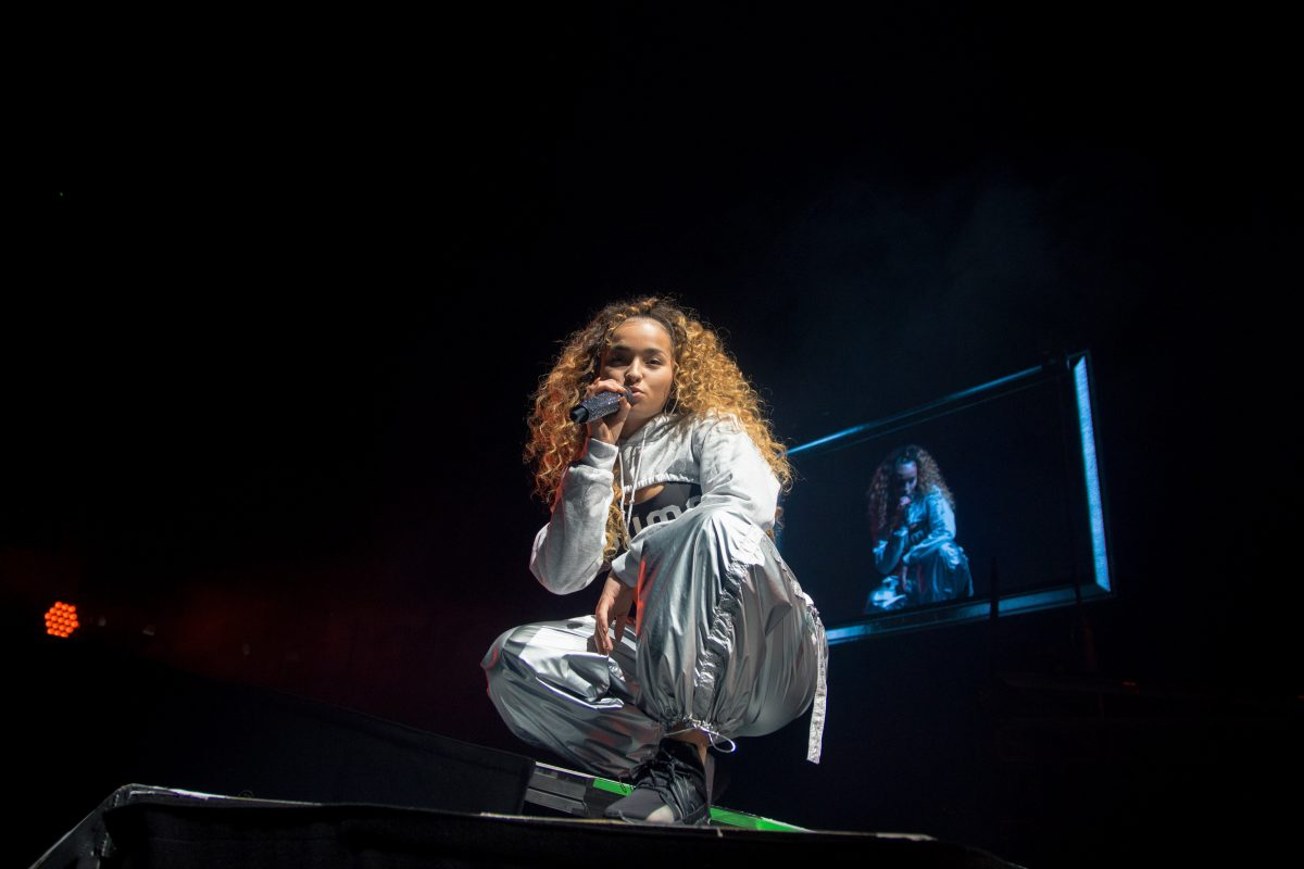 """Ella Eyre: """"This year is gonna be a very different chapter for me."""""""