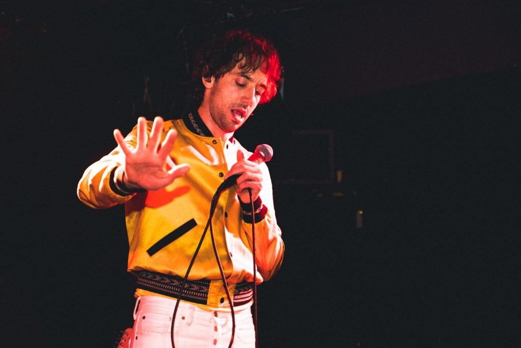 """Albert Hammond Jr. """"The hard part is how to change the perception of who people think you are"""""""