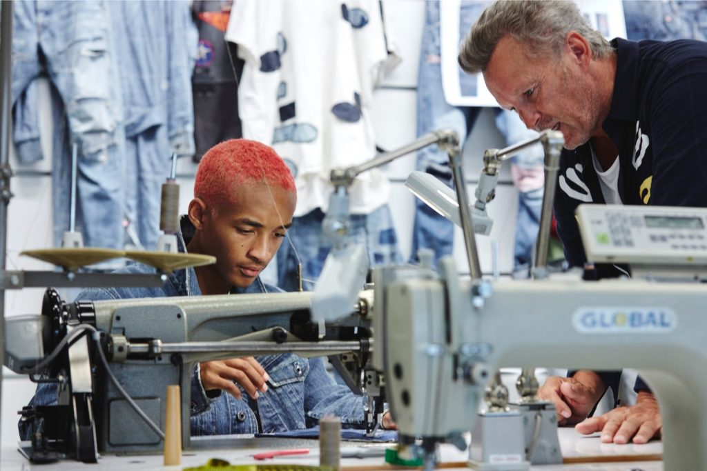 Jaden Smith and G-Star RAW are coming together to save the planet