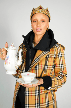 Juergen Teller shoots Adwoa Aboah and friends for Burberry