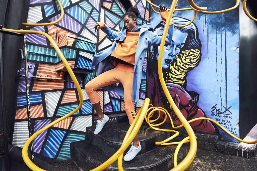 Nikon and Julia Kennedy take fashion to the streets