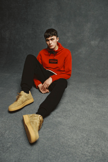 There's a new Vision Streetwear drop at Topman