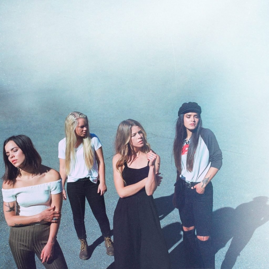 The Aces and re-defining the Girlband Model