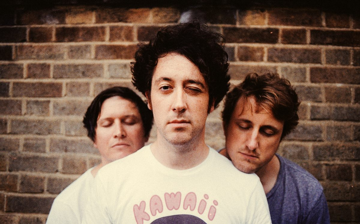 The Wombats are beautiful people, will they ruin your life?