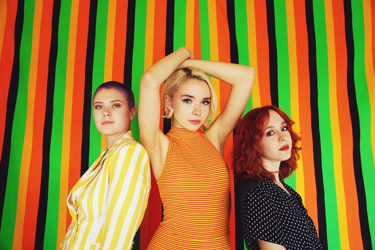 The Regrettes won't put up with your bullshit