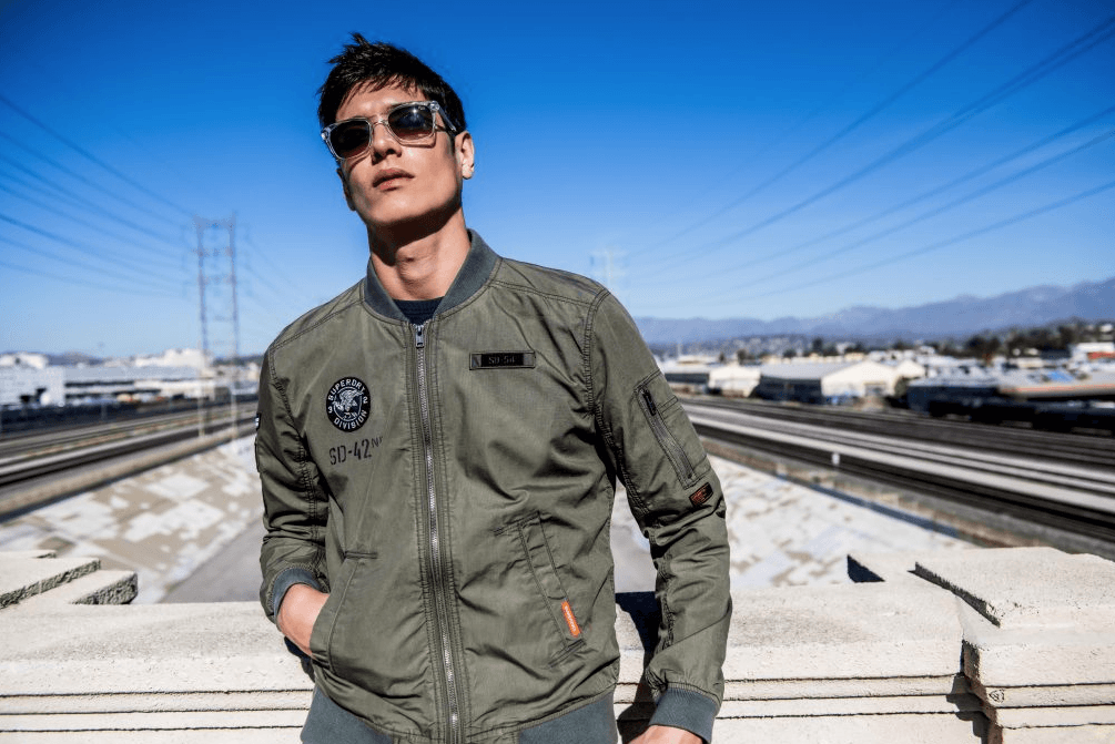 Superdry have announced SuperdrySounds – just in time for summer