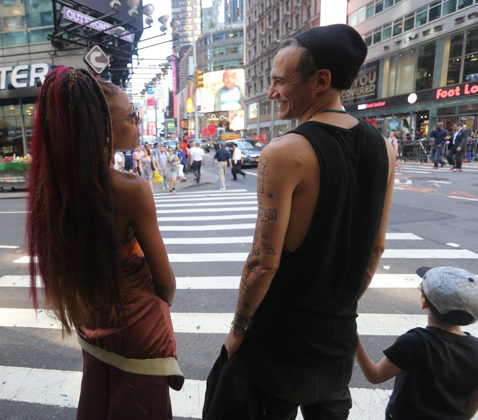 A Day in New York with Sandflower