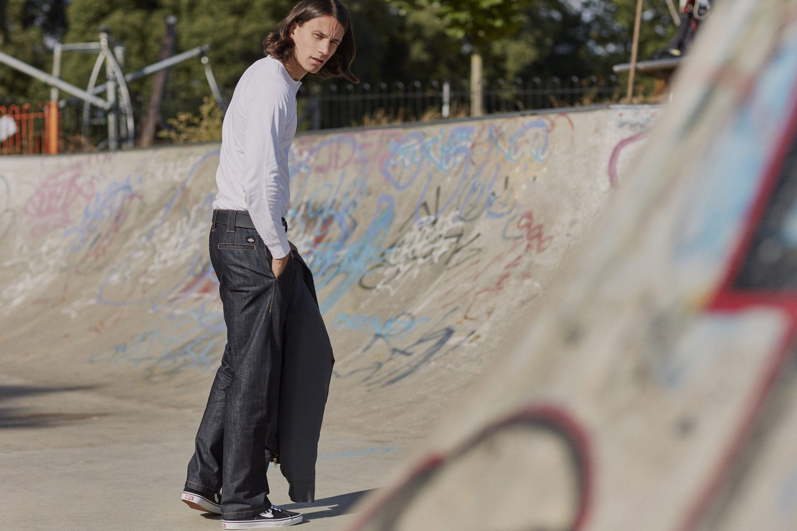 Dickies are staying true to their roots this season