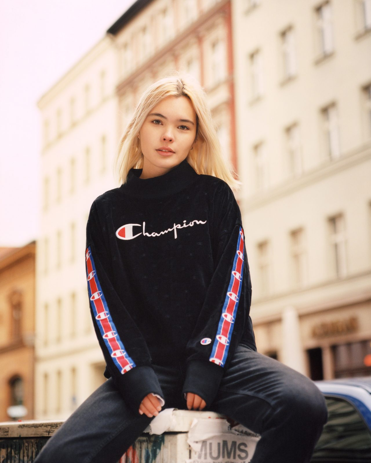 Champion explores the four fashion corners of the world in new collection 'We Are One'